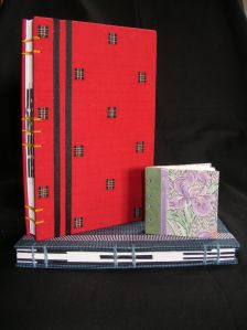 cloth journals