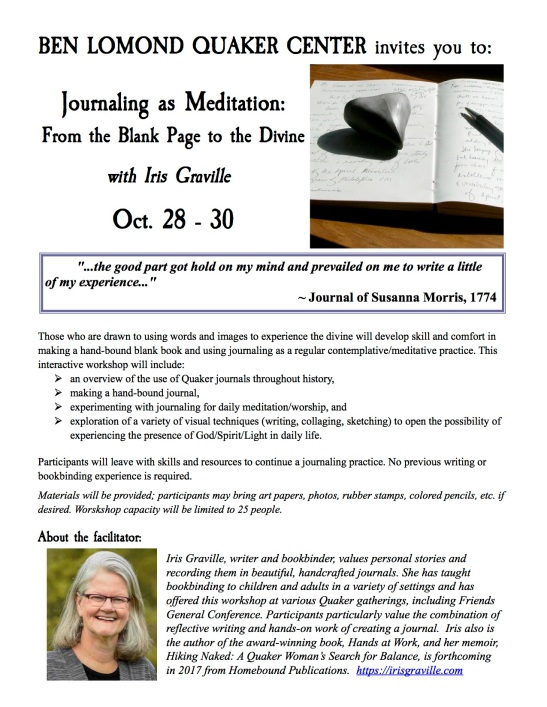 2016 Journaling as Meditation flyer draft.v3-2