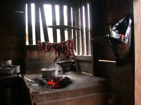 Cooking-fire-with-drying-venison-Auxiliadora-Perez-house-Sta-Elisa-Nicaragua-1024x768