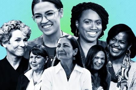 women politico