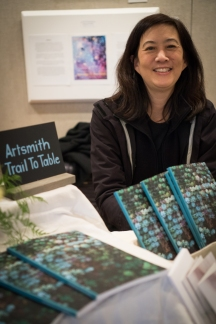2018 OILF BookFair Artsmith Trail to Table